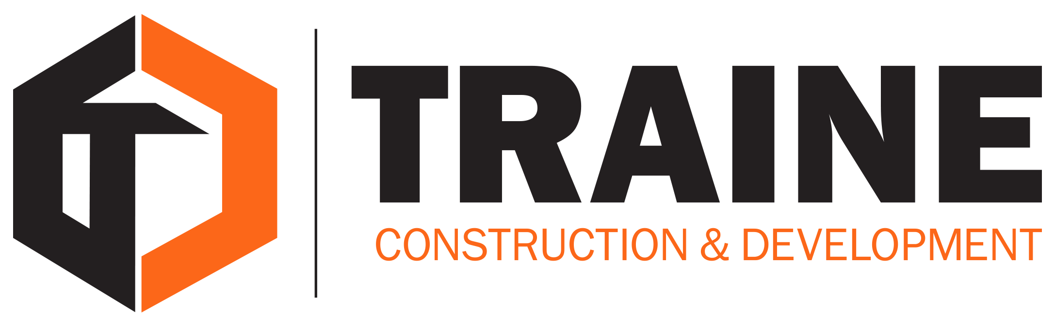 Traine Logo